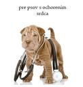 Veterinárne krmivo pre psov s ochorením srdca