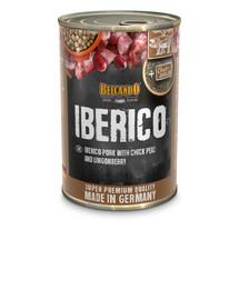 BELCANDO Iberico bravčové mäso, cícer a čučoriedky 400 g