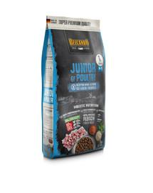BELCANDO Finest Grain Free Junior Poultry M-XL 1 kg