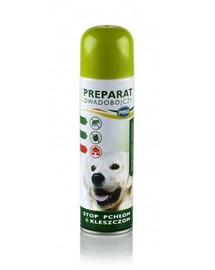 PESS Flea-Kil Plus Insekticídny prípravok proti blchám a kliešťom 250 ml