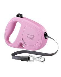 FERPLAST Flippy One Tape S Vodítko  4 m ružová farba