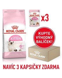 ROYAL CANIN Kitten Box