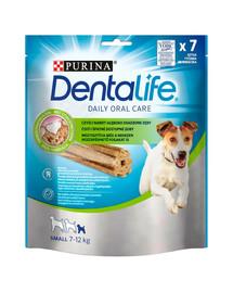 PURINA Dentalife Small 6x115g (42ks) dentálne maškrty pre psy malých plemien