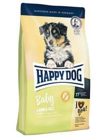 HAPPY DOG Baby Jahňacie & Ryža 4kg