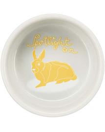 TRIXIE Keramická miska pre králika 240ml / 11cm