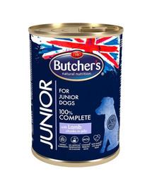 BUTCHERS Junior jahňa 400 g