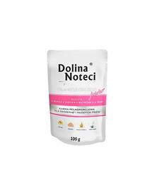 DOLINA NOTECI Premium Junior morčacie srdce a husacia pečeň 100 g