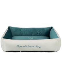 TRIXIE Pelech Pet's Home bed, 80 × 60 cm