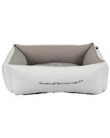 TRIXIE Pelech Pet's Home bed, 100 × 70 cm