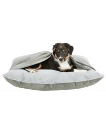 TRIXIE Melle vankúš pre psa s dekou 100 × 70 cm