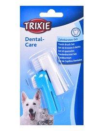 TRIXIE Kefy na čistenie zubov  2 ks
