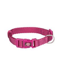 TRIXIE Obojok Premium, S–M: 30–45 cm/15 mm, fialový