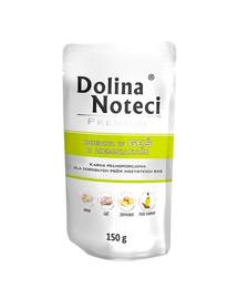 DOLINA NOTECI Premium Bogata W Gęś Z Ziemniakami 150 g