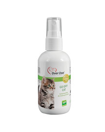 OVER ZOO Go Off Cat 125 ml odpudzovač mačiek