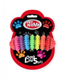 DOG LIFE STYLE Zubné hryzátko Superdental 13cm s vôňou hovädzieho mäsa
