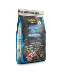 BELCANDO Finest Grain Free Junior M-XL 4 kg