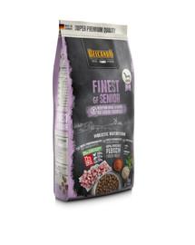 BELCANDO Finest Grain Free Senior XS-M 1 kg granule pre starších psov