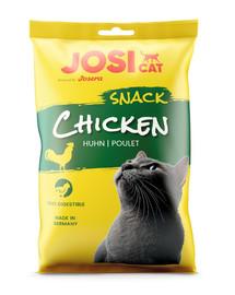 JOSERA JosiCat Snack Chicken 60g kuracie pochutiny pre dospelé mačky