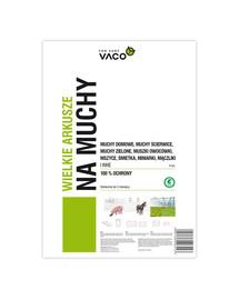 VACO ECO Past na muchy (60 cm x 30 cm) 4 ks