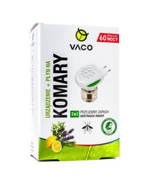 VACO ECO Elektro rozprašovač proti hmyzu + tekutina (Citronella) 45 ml