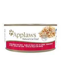 APPLAWS Chicken & Duck 156 g