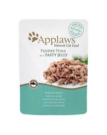 APPLAWS Kapsička pre mačky Tuniak v želé 70 g