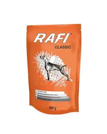 DOLINA NOTECI Rafi Classic  krmivo bez obilia 500 g