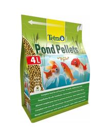 TETRA Pond Pellets 4 l základné krmivo pre ryby v rybníkoch, granulát