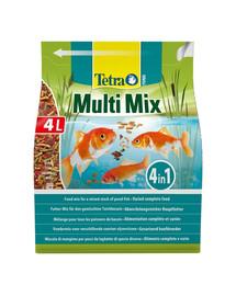 TETRA Pond Multi Mix 4 l základná zmes pre ryby v rybníkoch