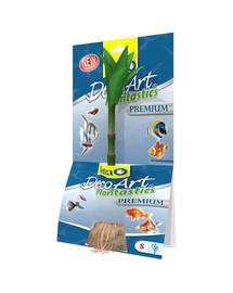 TETRA DecoArt Rastlina Premium Asian Bamboo 15 cm