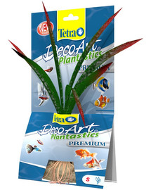 TETRA DecoArt Rastlina Premium Dragonflame 15 cm