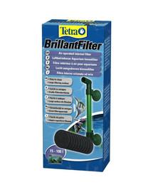TETRA Brillant Filter-Filter vnútorný prevzdušňujúci s molitanovou hubou
