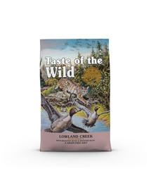 TASTE OF THE WILD Lowland Creek 2 kg