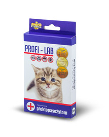 PCHELKA Obojok Profi-Lab pre mačky 30 cm