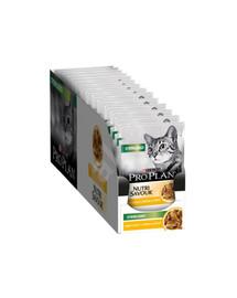 PURINA PRO PLAN Sterilised kuracie mäso 26 x 85 g pre kastrované mačky