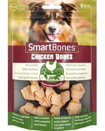 SmartBones Chicken Žuvacia kosť s kuracím mäsom pre psy malých plemien 18 ks.