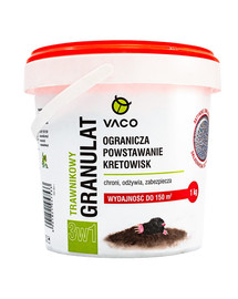 VACO ECO Prípravok proti krtkom 1 kg