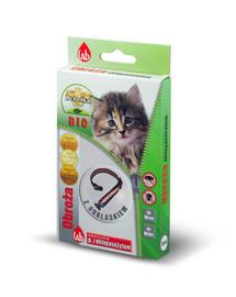 PCHELKA Bio Reflexný obojok proti blchám a kliešťom pre mačky
