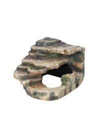 TRIXIE Rohová skala s jaskyňou - púštny  prales19 x 17 x 17 cm