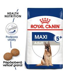 ROYAL CANIN Maxi Adult 5+ 15kg granule pre dospelé starnúce veľké psy