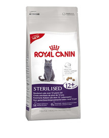 ROYAL CANIN Sterilised 12+ 0.4 kg