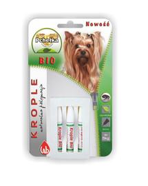 PCHELKA Bio kvapky pre psov do 5 kg 1 ml