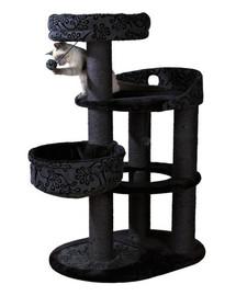 """TRIXIE Drapak dla kota """"Filippo"""", 114 cm, szaro/czarny"""