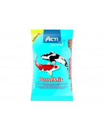 AQUAEL Krmivo pre ryby Acti Pond Mix 2L