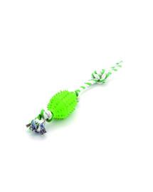 COMFY Lopta na šnúrke zelená 45 cm