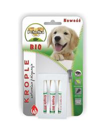 PCHELKA Bio kvapky pre psy nad 15 kg 1.8 ml