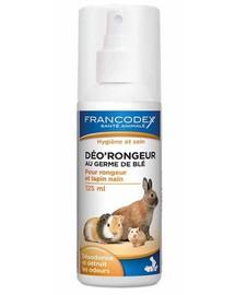 FRANCODEX Deodorant pre hlodavce 125 ml