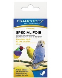 FRANCODEX čistič pečene pre vtáky ml