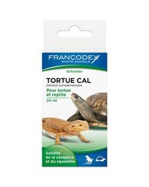FRANCODEX Vápnik pre korytnačky a plazy 24 ml