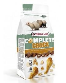 Versele-LAGA Crock Complete kuracie 50 g - Pochúťka s kuracím mäsom pre fretku